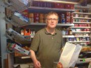 Johann Wibben Post und Lottoannahmestelle Campen