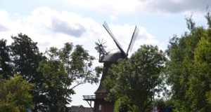 Mühlenhof Nesse in Dornum