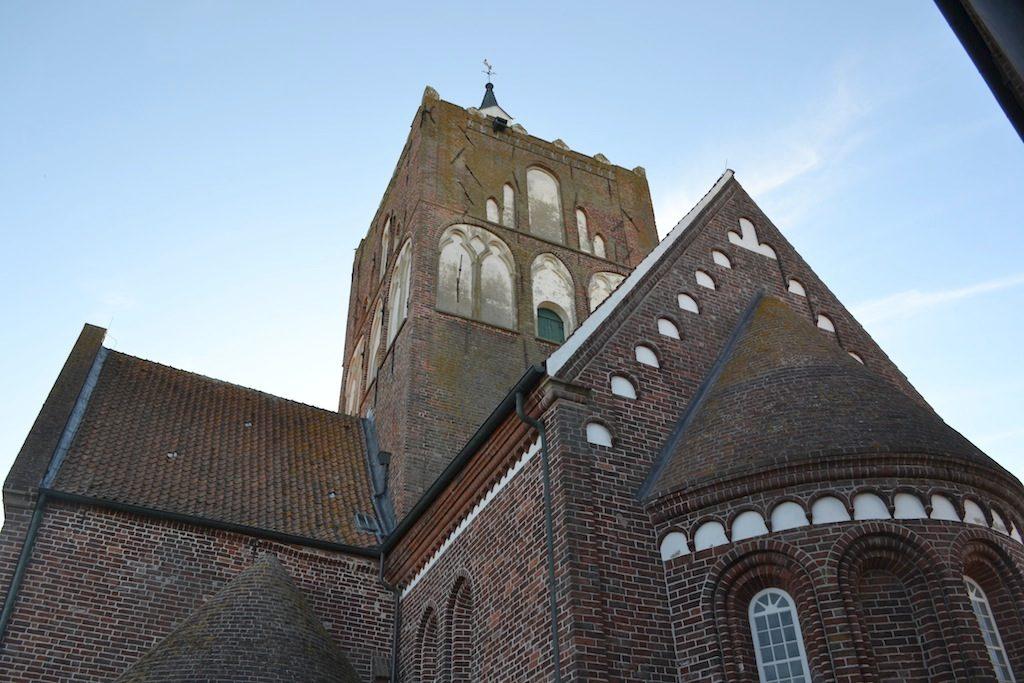 Kirche in Pilsum Krummhörn