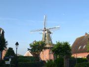 Historische Mühle Rysum Krummhörn Ostfriesland