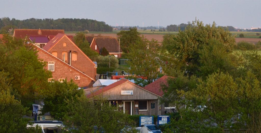 Upleward Trockenstrand