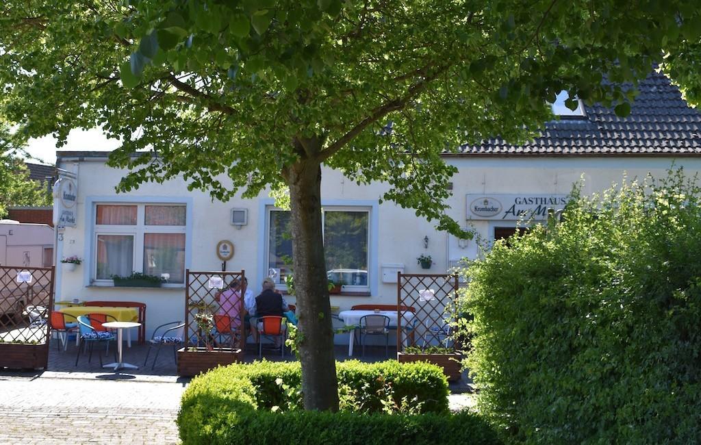 Gasthaus am Markt Rysum