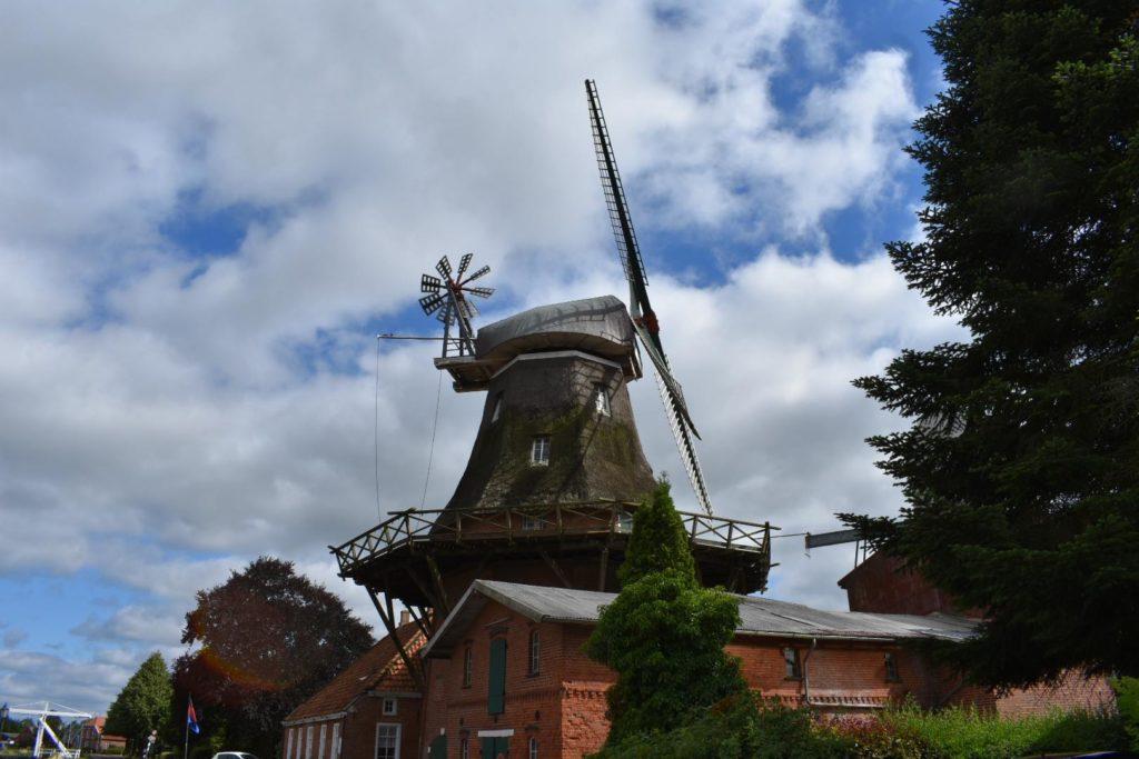 Mühle-Westgroßefehn Ostfriesland