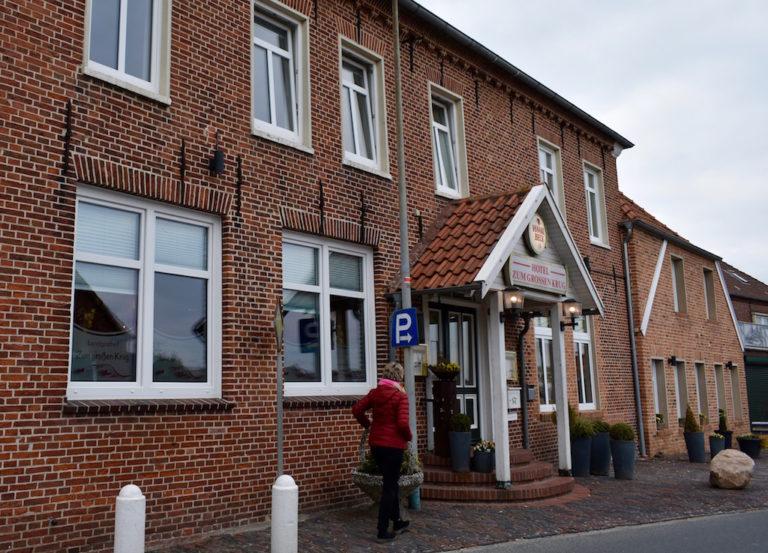 Hotel Restaurant zum großen Krug Wirdum