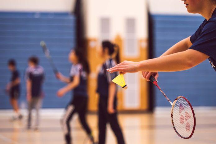Badminton beim FC Loquard