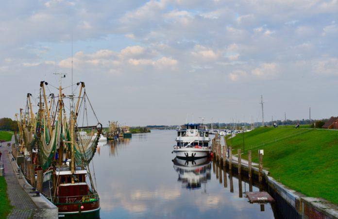 Bilderbogen Ostfriesland Greetsiel Hafen Krummhörn