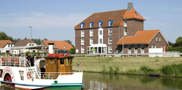 Hotel zum alten Kornspeicher Karolinensiel