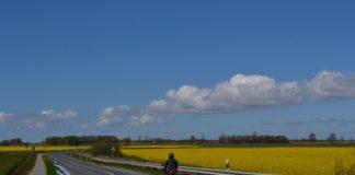 Die L2 Rennstrecke zwischen Emden und Pewsum
