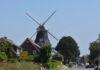 Die Mühle in Caroliniensiel Landkreis Wittmund